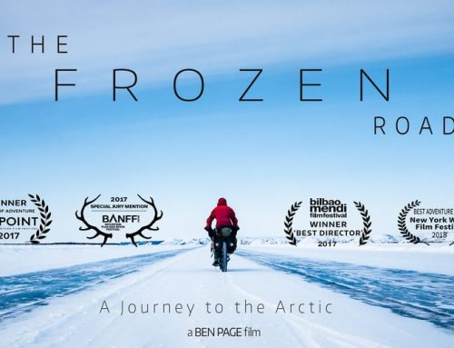 The Frozen Road (Full Film)