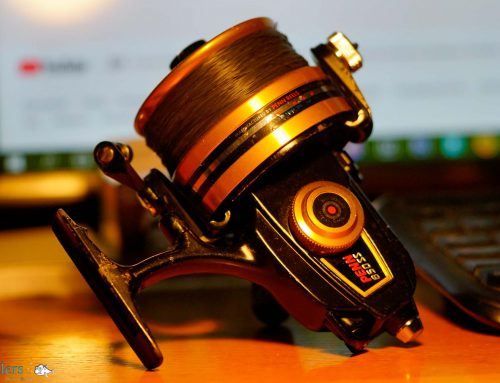 Penn Spin fisher – 850SS Vintage