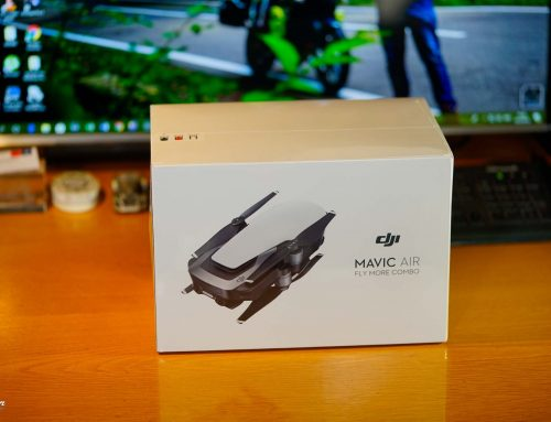 DJI Mavic Air Unboxing