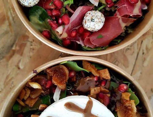 Καλωσήρθατε στον κόσμο του The Salad Project!