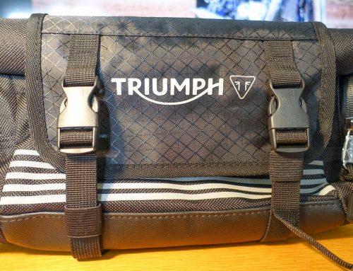 Τσαντάκι μέσης από την Triumph
