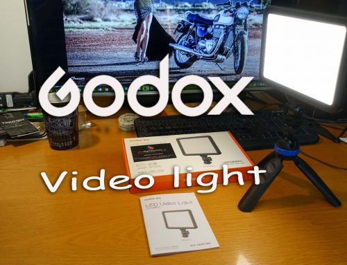 GODOX P120C (3300-5600K) LED VIDEO LIGHT Unboxing