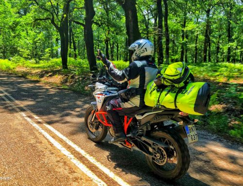 Moto camping Φίλων, Παλούκι Αμαλιάδας