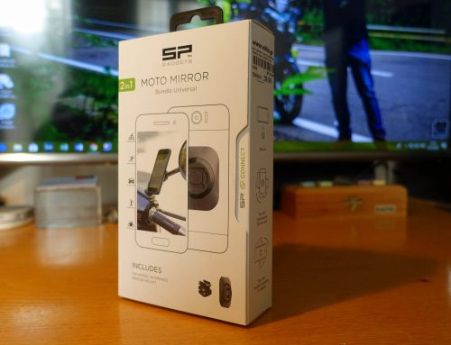 Unboxing SP Moto Mirror UNIVERSAL