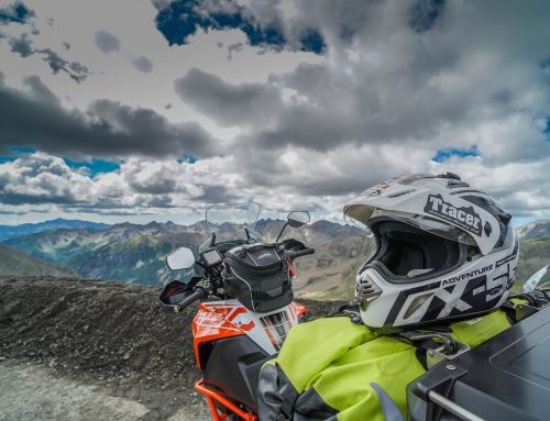 Motorcycle travel photos from my trip to Pyrenees