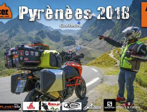 Ride Pyrénées 2018, all videos