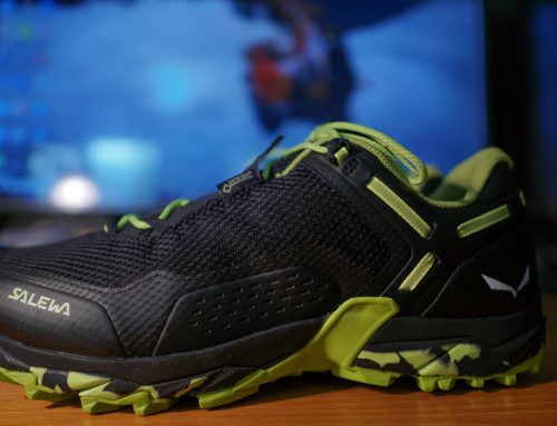 Unboxing Salewa MS Speed Beat GTX