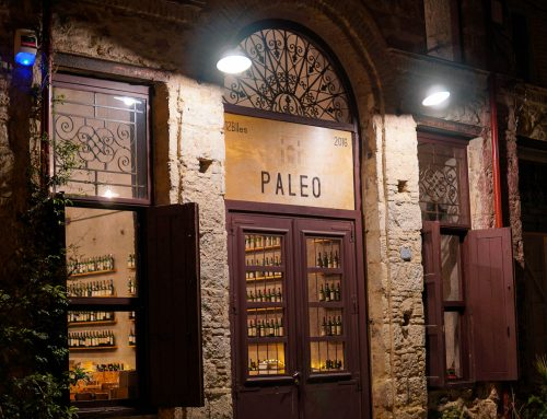 PALEO wine bar