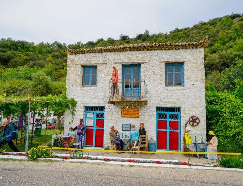 Τιμπούλις, ένα χωριό αλλιώτικο από τα άλλα