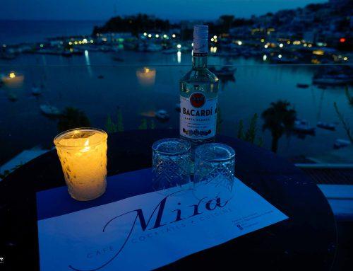 Mira: η πιο ωραία θέα της πόλης, στην Καστέλλα.