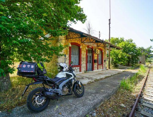 Στο εγκαταλελειμμένο σιδηροδρομικό δίκτυο της Πελοποννήσου (2ο)