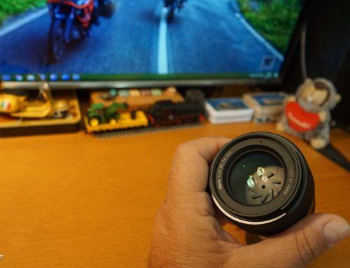 Unboxing Sigma 56mm 1.4 DC DN & δείγματα εικόνων
