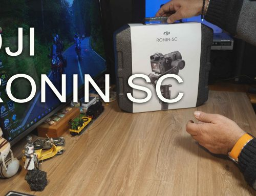 Ronin-SC unboxing & How To Balance the Gimbal