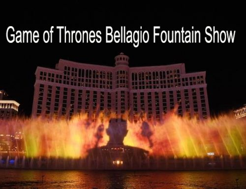 Game of Thrones Bellagio Fountain Show – Full Show