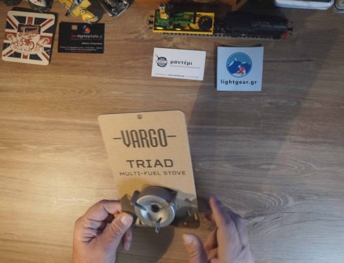 Vargo Triad, εστία αλκοόλης τιτανίου
