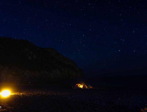 Διήμερο camping στο Λιμνιώνα Ευβοίας