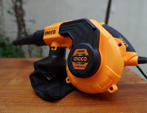 Unboxing Φυσητήρας 800W INGCO