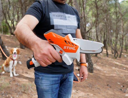 STIHL GTA 26, όσα θέλετε να μάθετε για το μικρό αυτό εργαλείο.