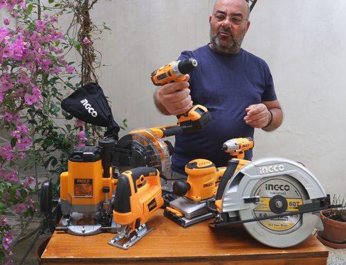 DIY Εργαλεία, όλα τα βασικά που χρειάζεστε, για τις ξύλινες κατασκευές σας.