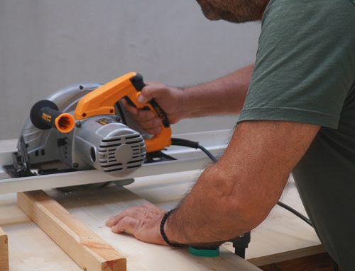 DIY Build A Table  Circular Saw Crosscut In 20 Minutes