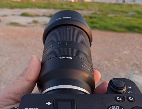 Ανοίγοντας τον νέο Tamron 17-70mm F2.8 Di III-A VC RXD, 1η παρουσίαση στην Ελλάδα!