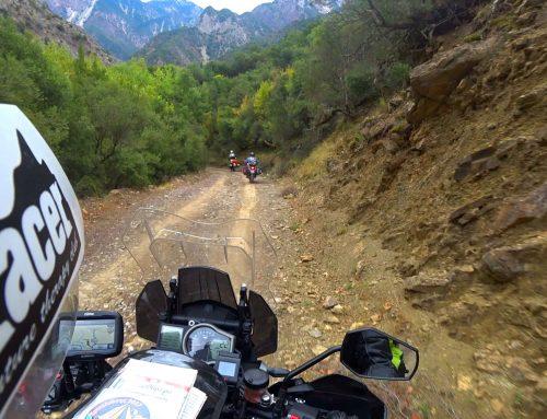 Από τον Προυσό στον Κρικελιώτη  ποταμό για free camping