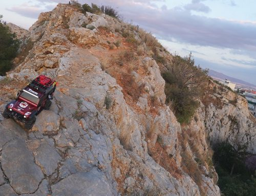 Most Dangerous Path, You Would Never Want to Drive On with your Traxxas TRX 4