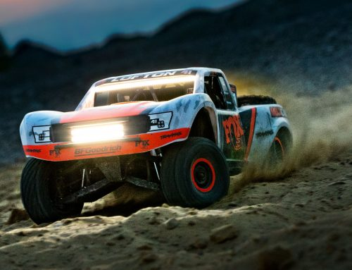 The Unlimited Desert Racer UDR Traxxas Travel to Greece